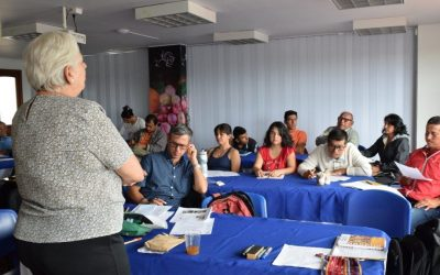 60 Colombian beekeepers began training in Popayán and Totoró